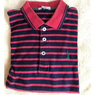 イーストボーイ(EASTBOY)のイーストボーイ ポロシャツ 140(Tシャツ/カットソー)