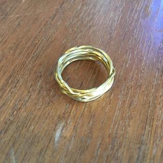 リング 指輪 ゴールド 15号(リング(指輪))