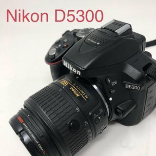 Nikon - Nikon D5300 標準レンズキット SDカード付き
