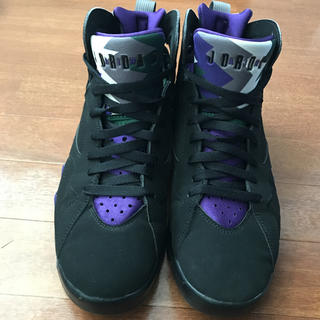 NIKE - NIKE AIR JORDAN 7 RETRO RAY ALLEN US10.5