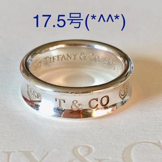 ティファニー(Tiffany & Co.)のティファニー1837リング 17.5号(*^^*)(リング(指輪))