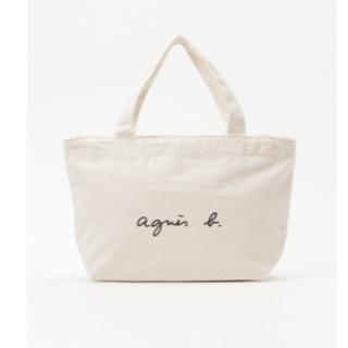 agnes b. - アニエスベー 新品 ミニ トートバッグ ハンドバッグ