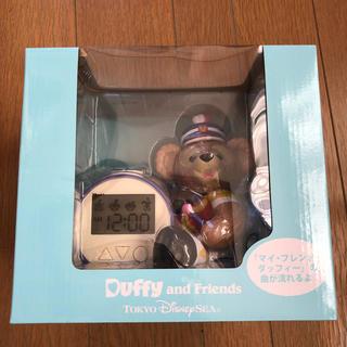 Disney - ダッフィー 目覚まし時計