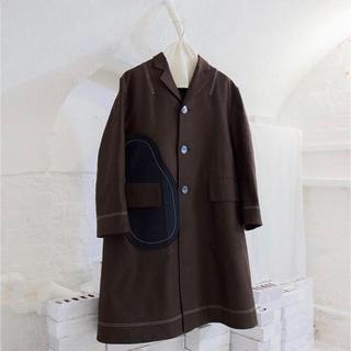 MACKINTOSH - omar afridi 19aw Stock Service Coat