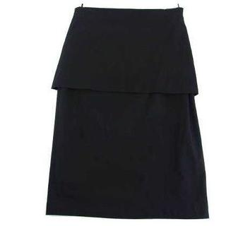 プラダ(PRADA)の本物プラダPRADA美ラインスカート(ひざ丈スカート)