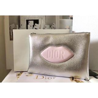 Dior - ディオール限定ノベルティー化粧ポーチ小物入れ
