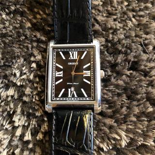 オリエント(ORIENT)のオリエント  スクエア 腕時計(その他)