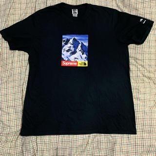 Supreme - supreme×the north face雪山 Tシャツ