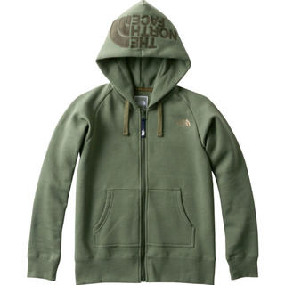 THE NORTH FACE - THE NORTH FACE リアビューフルジップフーディ NTW11755