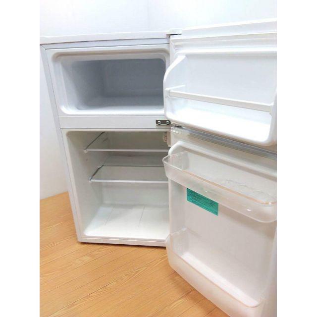 Haier(ハイアール)の本州送料込み 冷蔵庫 2ドア 小型 ひとり暮らし ワンルーム スマホ/家電/カメラの生活家電(冷蔵庫)の商品写真