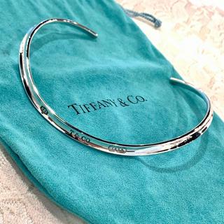 Tiffany & Co. - ティファニー ♡チョーカー 925