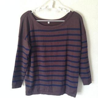 ムジルシリョウヒン(MUJI (無印良品))の無印良品   Tシャツ(Tシャツ(長袖/七分))