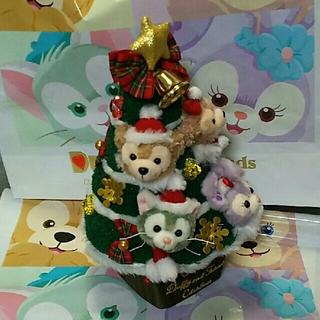 Disney - ダッフィー クリスマスツリー