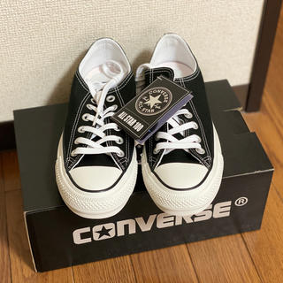 CONVERSE - converse All star 100 ブラック