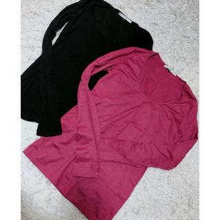ルシェルブルー(LE CIEL BLEU)のルシェルブルー ロンT セット 38(Tシャツ(長袖/七分))