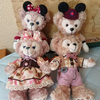 Disney - ダッフィー❤️シェリーメイ