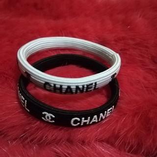 CHANEL - シャネルノベルティヘアゴム