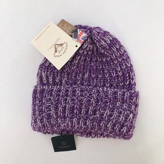 BEAUTY&YOUTH UNITED ARROWS - BEAUTY&YOUTH UNITEDARROWS♡新品HIGHLANDニット帽