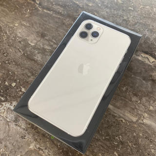 iPhone - 香港版 iPhone11 Pro 64GB  シルバー