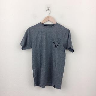 美品 VERSACE ヴェルサーチ Tシャツ S メンズ カットソー グレー S