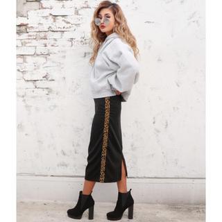アナップ(ANAP)の新品 スカート(ひざ丈スカート)