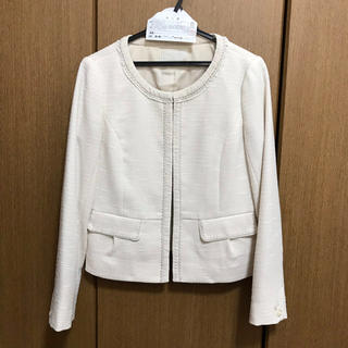 anySiS - any SiS  ノーカラー  ジャケット  美品