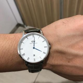 ダニエルウェリントン(Daniel Wellington)のダニエル ウエリントン 時計 メンズ(腕時計(アナログ))