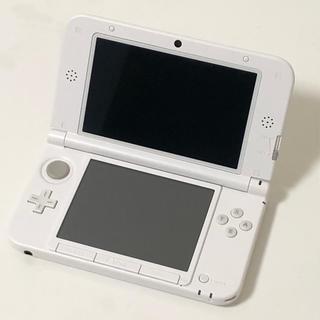 ニンテンドー3DS - 任天堂 ニンテンドー3DSLL ホワイト