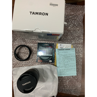 タムロン(TAMRON)の美品 タムロン28-75mm F/2.8 Di III RXD  A036(レンズ(ズーム))
