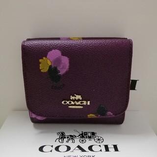COACH - COACH(コーチ)の二つ折り財布   53758