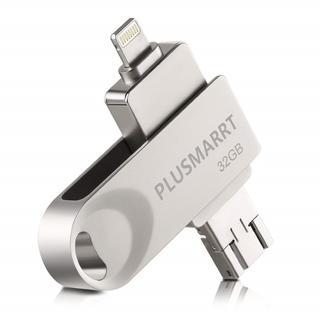 即買いOK★iPhone USBメモリ 32GB フラッシュドライブ