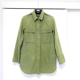 TOMORROWLAND - トゥモローランド 厚手ジャケット、シャツ