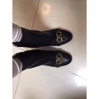 Ferragamo - ferragamo ブーツ