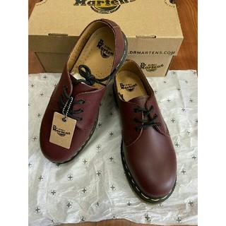 ドクターマーチン(Dr.Martens)の売り上げ UK6  3ホール ドクターマーチンDr. Martens 本革未使用(ブーツ)