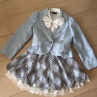 卒園式 入学式 女の子 フォーマル スーツ