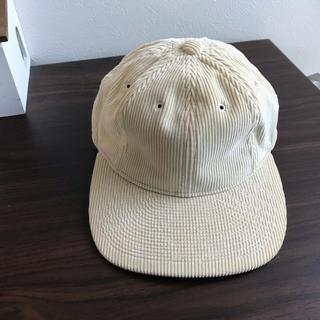 ジャーナルスタンダード(JOURNAL STANDARD)のポテン コーデュロイキャップ 帽子(キャップ)