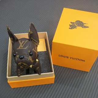 LOUIS VUITTON - お勧めLV ルイヴィトン キーホルダー キーリング バッグ飾り 犬