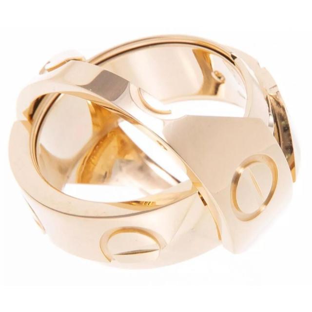 Cartier(カルティエ)のカルティエ アストロラブリング 18金イエローゴールド 49【指輪】 レディースのアクセサリー(リング(指輪))の商品写真