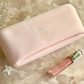 Dior - 【未使用】ディオール 2019 化粧ポーチ ポーチ メイクボックス コスメケース