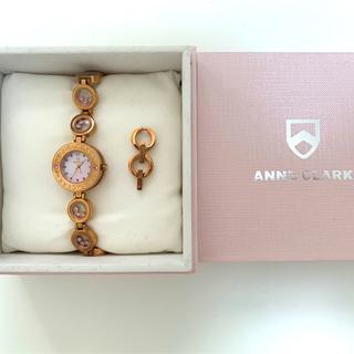 アンクラーク(ANNE CLARK)のアンクラーク 腕時計 レディース ピンクゴールド ANNE CLARK  (腕時計)