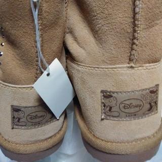 ディズニー(Disney)のvis ディズニー ムートン 靴 ミッキーマウス(ブーツ)