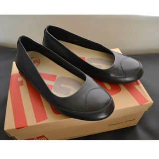 fitflop - fitflop フラットシューズ パンプス US6 23.5