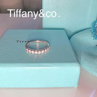 Tiffany & Co. - 極美品✨ Tiffany Embrace ティファニー エンブレスバンドリング