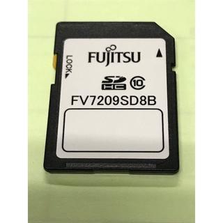 フジツウ(富士通)の【中古】富士通 Fujitsu SDカード 上位規格品~送料無料~(その他)