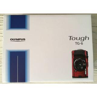 OLYMPUS - ≪新品・送料無料≫ 5台 OLYMPUS Tough TG-6 [レッド]