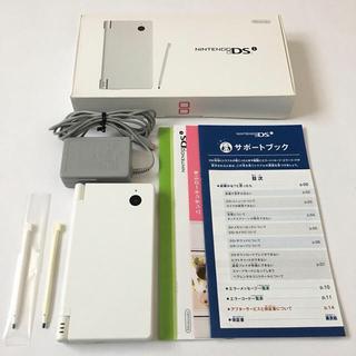 ニンテンドーDS - ニンテンドー DSi 本体 ホワイト☆NINTENDO DS i 付属品完備