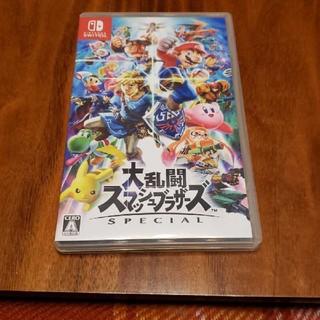 Nintendo Switch - 大乱闘スマッシュブラザーズ Switch