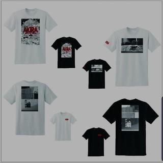 AKIRA ART WALL Tシャツ ホワイト 未着用