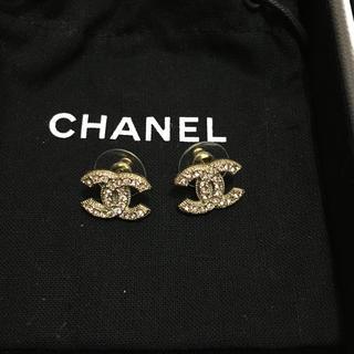 Chanel ピアス