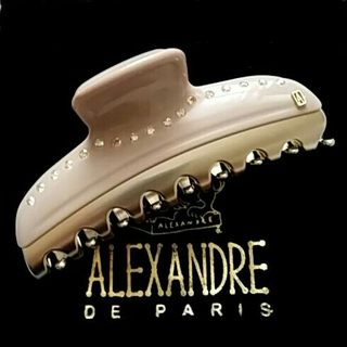 Alexandre de Paris - 新品☆アレクサンドル ドゥ パリ PINCES VENDOME LARGE